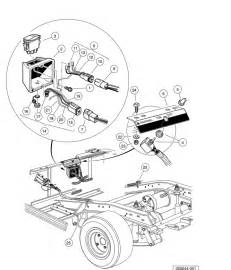 Looking For A Club Car (Golf Cart) 48 Volt Wiring Diagram To ...
