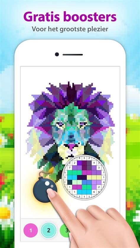 Vind het leukste diertje dat je wilt kleuren; Kleuren Op Nummer Gratis Downloaden : Kleurplaat Kleuren Op Nummer Voor Volwassenen Online ...