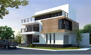 Minimalist One Storey House With Modern Art Home Minimalist Home Design Two Story Two Story Home Two Story Home