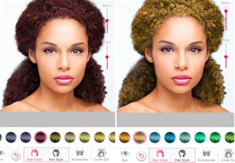 what hair color looks best on me what hair color looks best on me and the best 3 apps