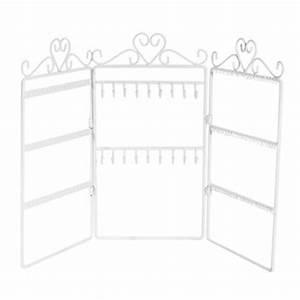 Porte Bijoux Mural : porte bijoux maisons du monde ~ Teatrodelosmanantiales.com Idées de Décoration