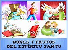 Los dones del espíritu santo para niños