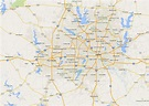 Map of Dallas | State Map of USA | United States Maps