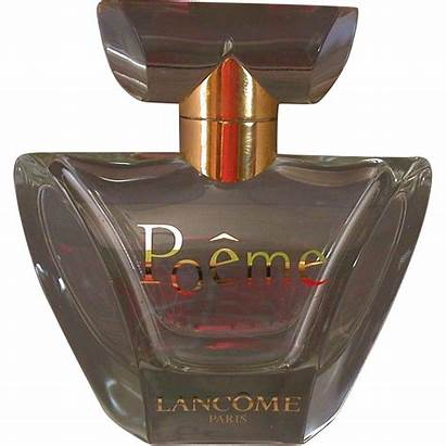 Lancome Perfume Poeme Factice French
