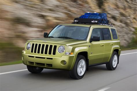 back of a jeep 2009 jeep patriot back country concept conceptcarz com