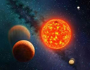 Kepler-138b: Astronomers Measure Mass of Mars-Size ...