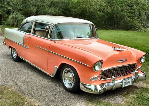 Dwwest1 1955 Chevrolet Bel Air Specs, Photos, Modification