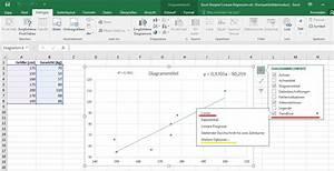 Trend Berechnen : lineare regression in excel so geht s giga ~ Themetempest.com Abrechnung