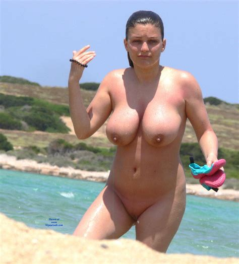 Busty Tits On The Beach June Voyeur Web Hall Of Fame
