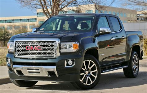 Gmc Canyon Denali  20192020 New Car Release Date