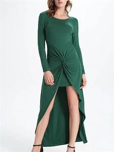Robe Boheme Courte : robe longue courte devant boho boheme chic ~ Melissatoandfro.com Idées de Décoration