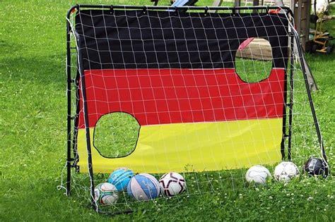 Backyard Striker Soccer Goal 4x6