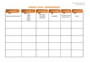Smart Goal Action Plan Template