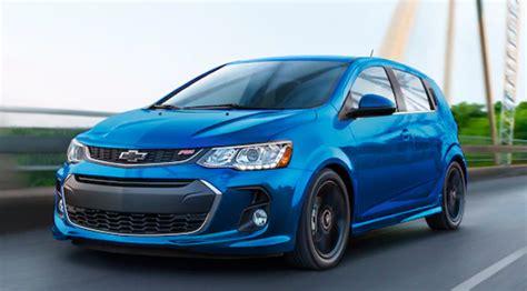 2019 Chevrolet Sonic  Overview Cargurus