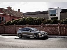 AllNew Volvo V60 Cross Country Confirmed autoevolution