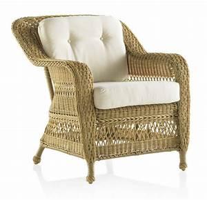 Fauteuil En Resine : fauteuil de jardin en r sine miel brin d 39 ouest ~ Teatrodelosmanantiales.com Idées de Décoration