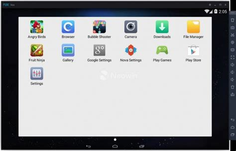 android app player for pc nox app player for laptop pc windows 7 8 10