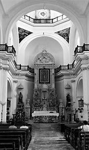 bw-church-interior-in-puerto-vallarta-jalisco-mexico – St ...
