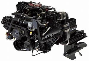 Mercruiser 4 3l V6 Alpha Engine Package Complete With