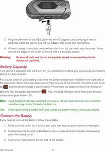 Kyocera E4610 Feature Phone User Manual