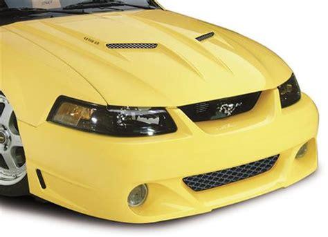 cervinis mustang stalker front bumper cover