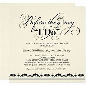 Couple39s wedding shower invitation wedding vows zazzlecom for Wedding invitation with photos of couples free