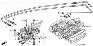Honda Motorcycle 2010 Oem Parts Diagram For Reverse Shift