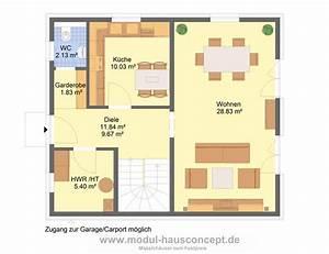 Grundriss Einfamilienhaus 200 Qm : grundriss einfamilienhaus modern obergeschoss ~ Lizthompson.info Haus und Dekorationen