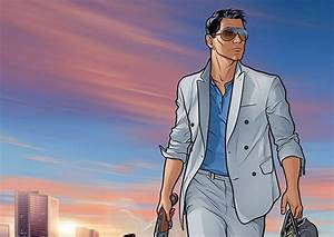 Another '80s Reference for Season 5 of Archer | GQ