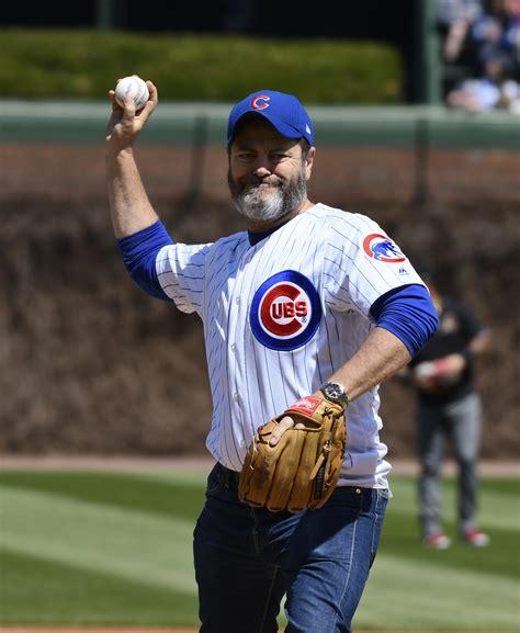 celebrities  cubs games chicago tribune