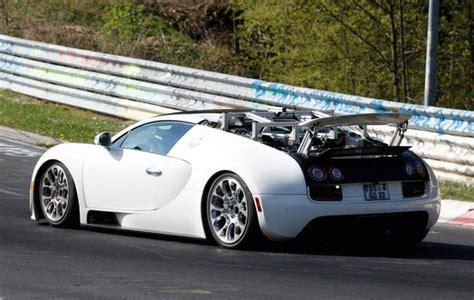 There Will Be No 4-door Bugatti Or Super Veyron Successor