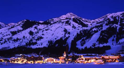 Charitybuzz Christmas Shopping Vacation In Jackson Hole