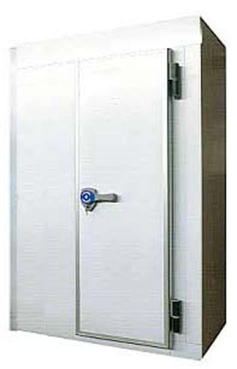 installation thermique chambre froide negative sur mesure restaurant