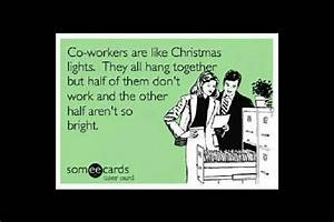 Coworkers r lik... Holiday Coworker Quotes