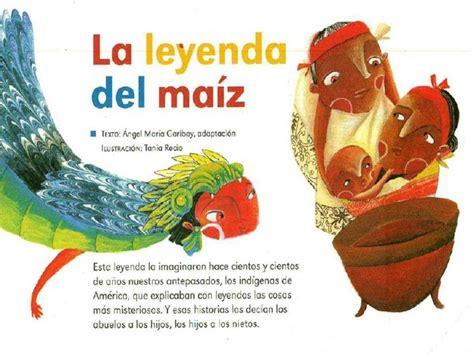 A Leyenda Del Maiz Youtube