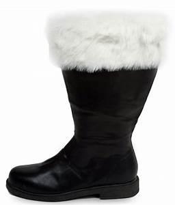 Professional Santa Claus Boots - Caufields com