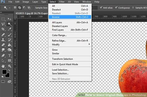 How To Select Original Shadows In Photoshop 7 Steps