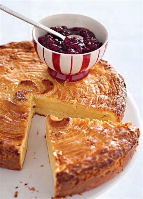 recette cuisine basque gateaux basque facile