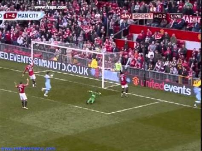 Man Utd 1 Manchester City 6 [hq] Derby Day 23102011 Six