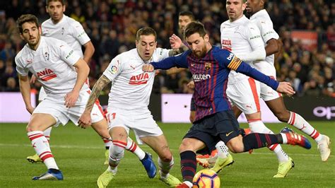 Ousmane dembélé (barcelona) right footed shot from the right side of the box. Eibar vs Barcelona Preview, Tips and Odds - Sportingpedia ...