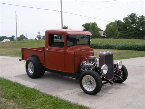 Ford Pickup Hot Rod For Sale