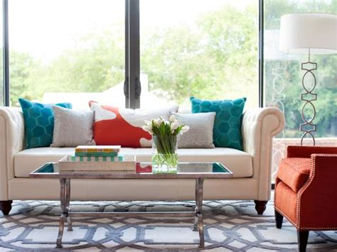 Hgtv Color Splash Living Room living room and dining room decorating ideas and design hgtv