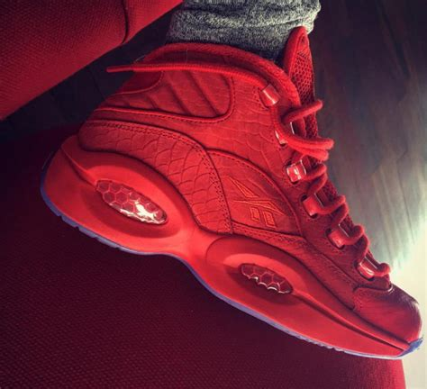 teyana taylor question shoes teyana taylor x reebok question mid complex