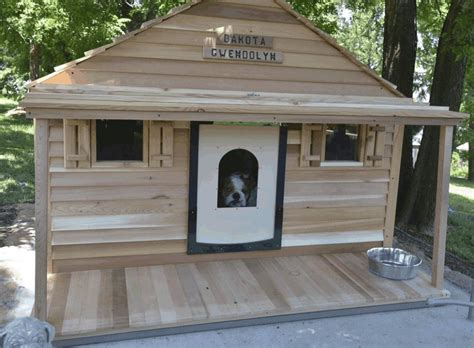 Pets House : Lovely Insulated Dog House Plans For Large Dogs Free