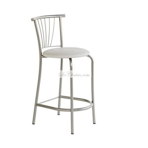 chaise de bar 65 cm tabouret de bar ht 65 cm rosita et tabourets par perfecta