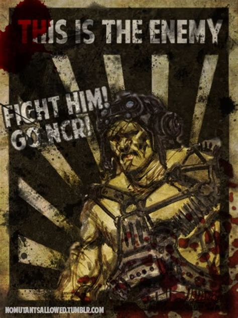 Ncr Propaganda Poster Fallout Pinterest Posts And