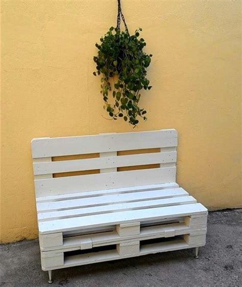 salon sans canapé 1001 idées pour fabriquer un banc en palette charmant