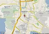 Map of Holiday Inn Chelyabinsk Riverside, Chelyabinsk