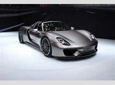 New Porsche Model May Take On Tesla
