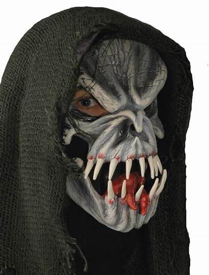 Mask Evil Halloween Horror Hood Masks Alien